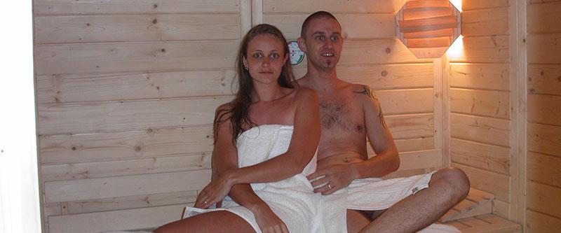 Sauna im Eisenerzer Hof