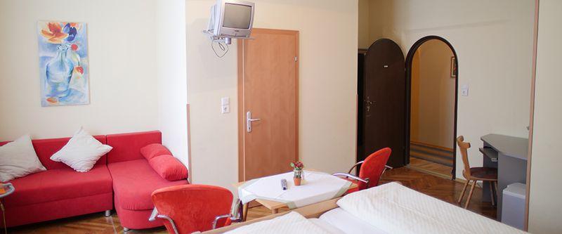 Zimmer Eisenerzer Hof